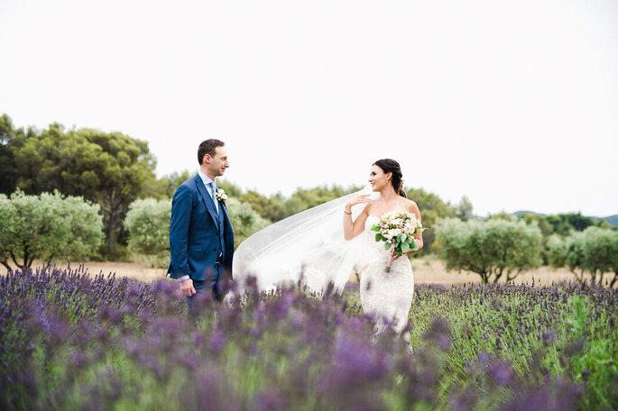 Organisation d'un mariage en Provence