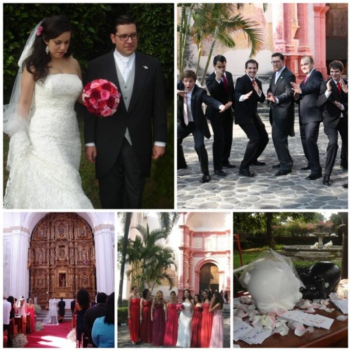 La mejor de mis bodas - Adriana y Matthew