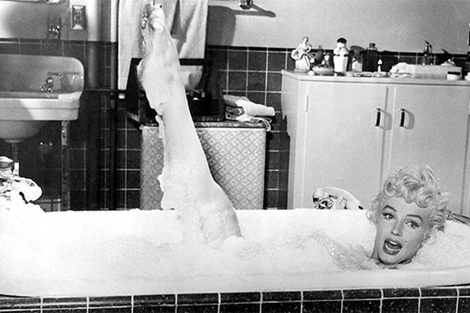 'La tentación vive arriba' (1955). Foto: 20th Century Fox