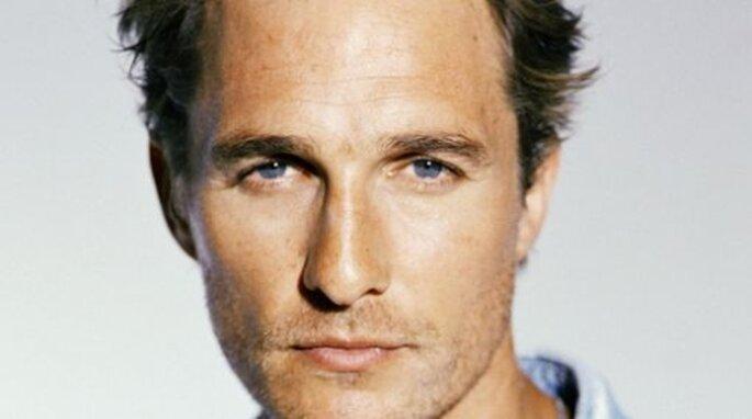 Matthew es uno de los hombres más atractivos de Hollywood