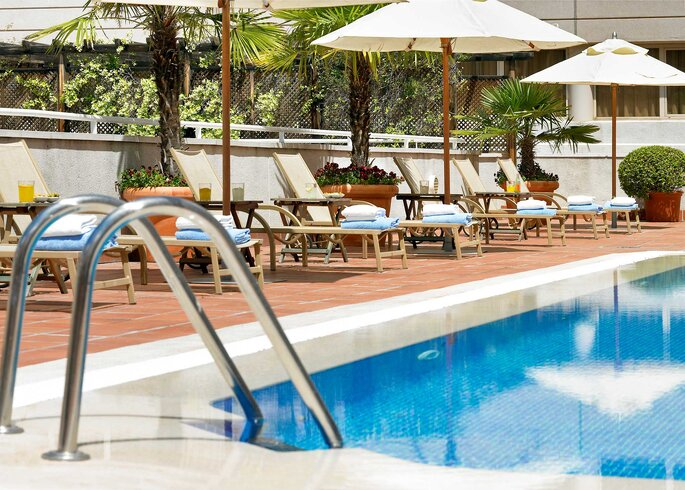 Hotel Novotel Campo de las Naciones