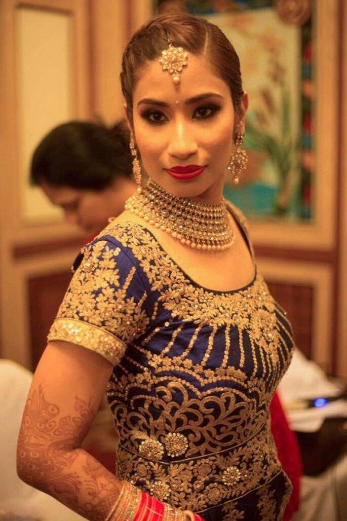 Photo: Makeup by Lekha Neelakantappa