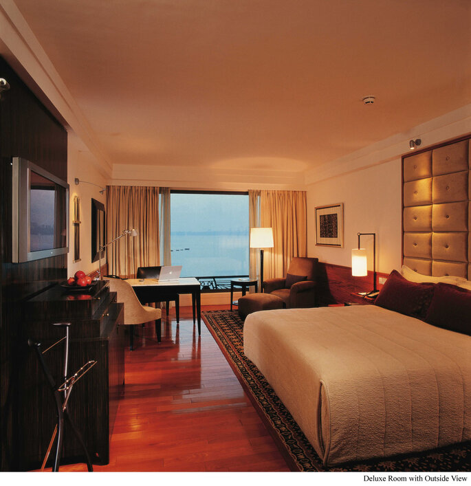 Hotel: Inter Continental Hotel Mumbai.
