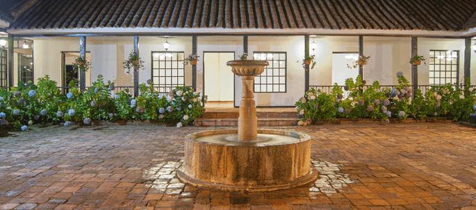 Hacienda San Carlos fuente