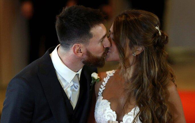 Casamento Leo Messi e Antonella Roccuzzo