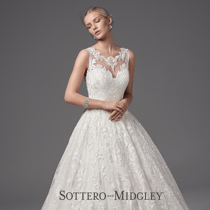 Orianna. Sottero & Midgley 2017 Collection.