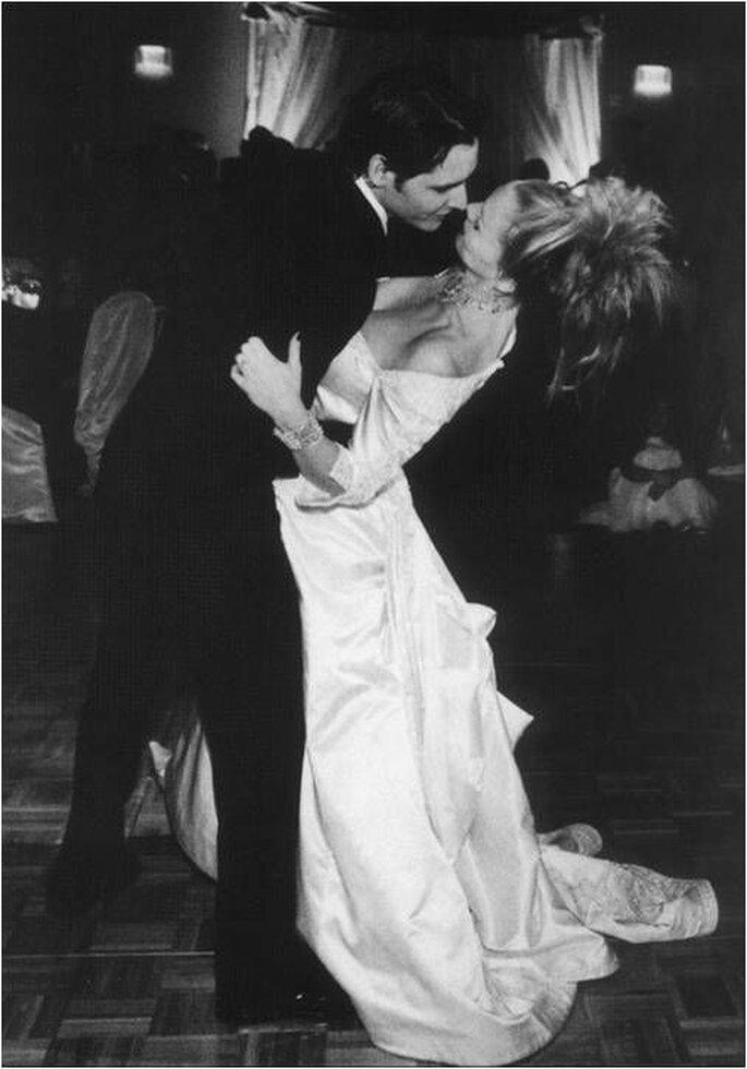 Sposarsi di sera puó significare scatenarsi con i balli!