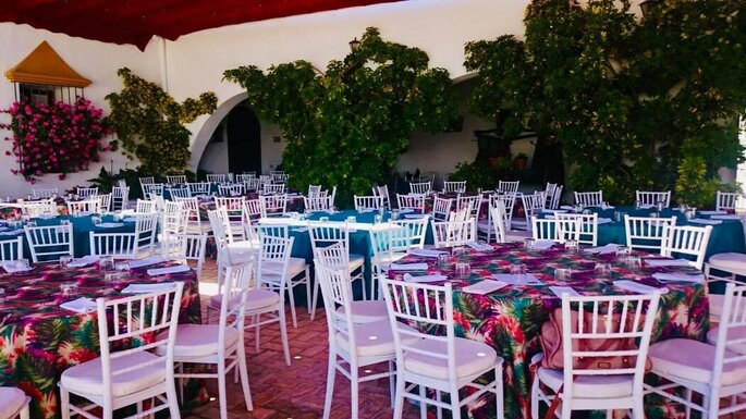 Hacienda Mendieta hacienda bodas Sevilla