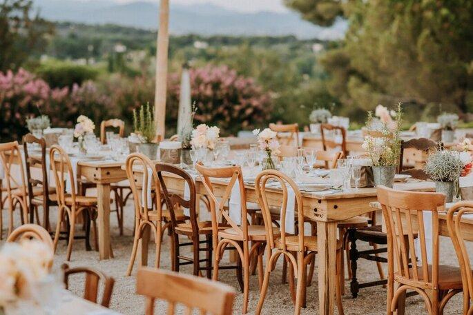 Romanella events - Location pour mariage - Provence
