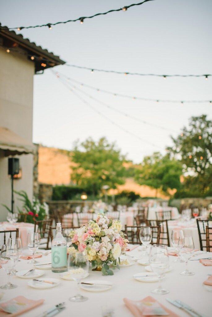 Cómo tener una boda con mucho estilo sin sacrificar los detalles - Foto Delbarr Moradi Photography