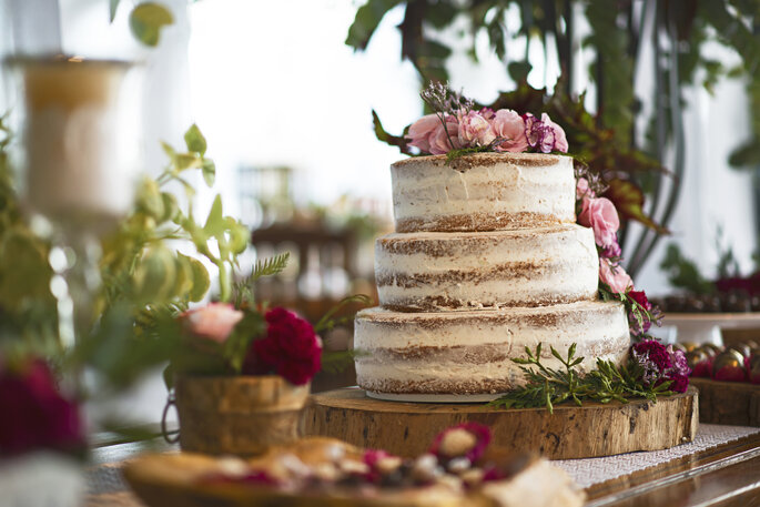 Casamento rústico em Niterói