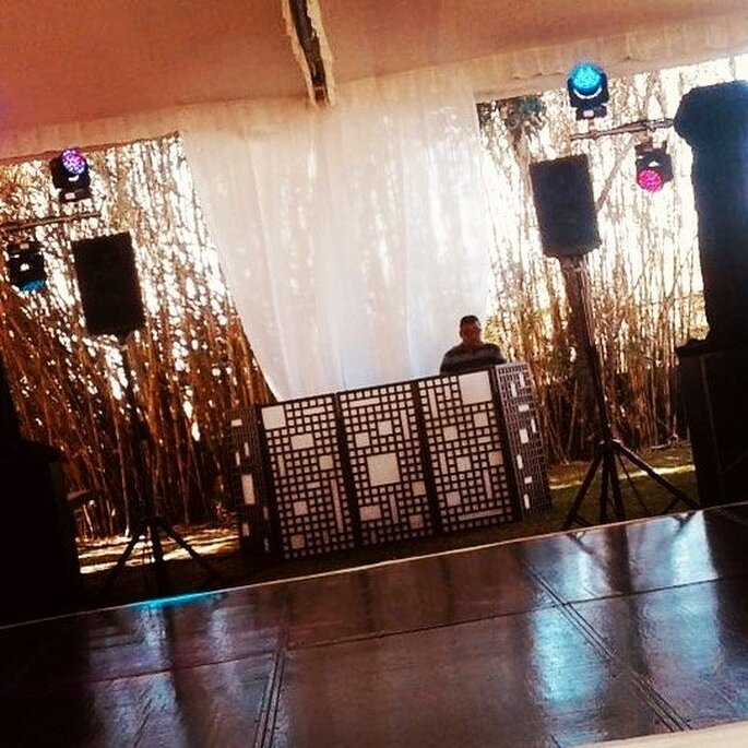 Baxter DJ bodas Ciudad de México