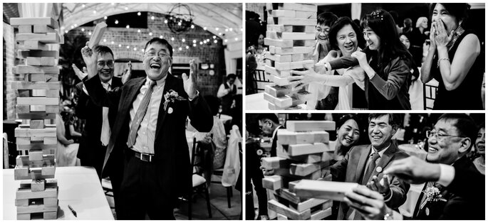 Cindy + Jason´s Wedding, image: the Caroline Collective