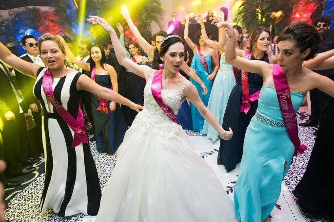 pista dança casamento