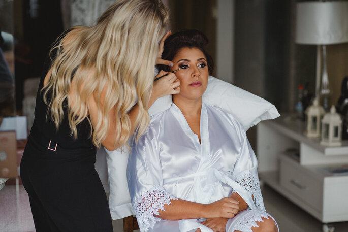 Cabelo e maquiagem: Caroline Monnerat - Fotografia: Alexandre Rechtman