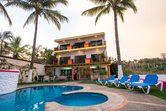 Casa María Resort hotel bodas Jalisco