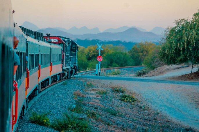 El Chepe, recorrido por tren en Chihuahua