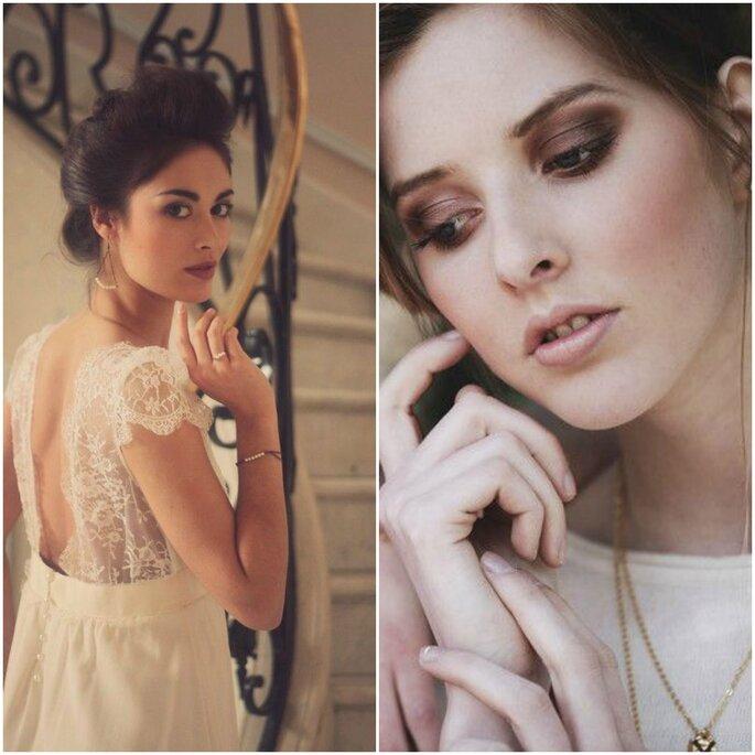 Marina G make-up