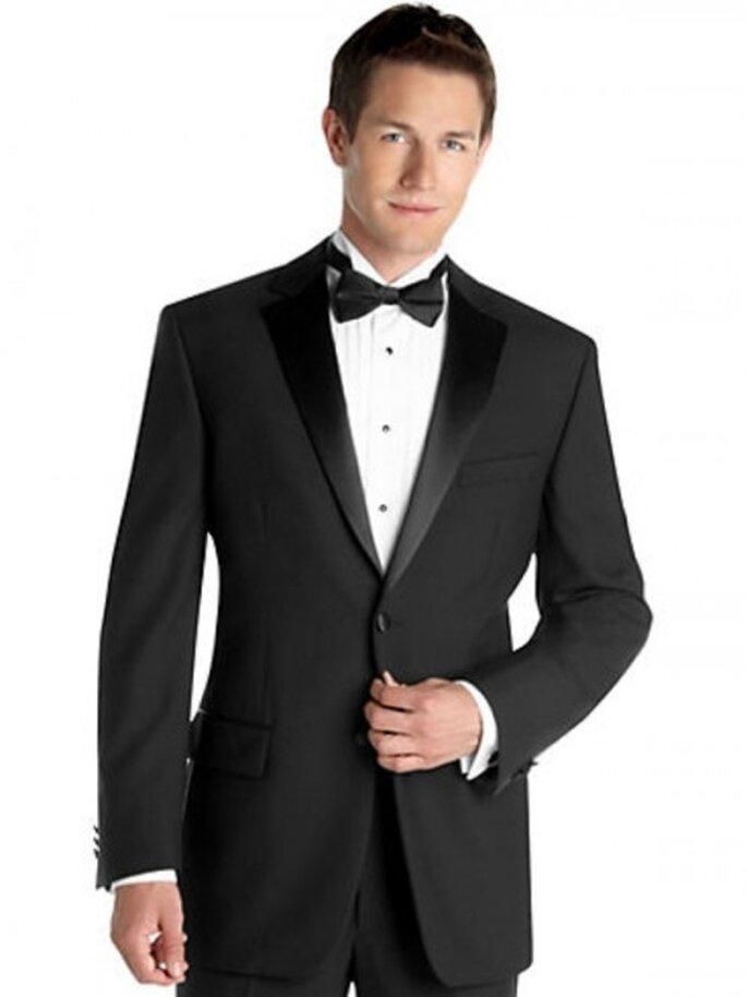 Etiqueta formal para novio en el día - Bodas en Puerto