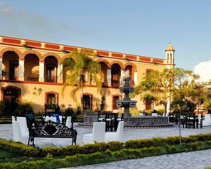 Las 9 mejores haciendas para boda en Puebla