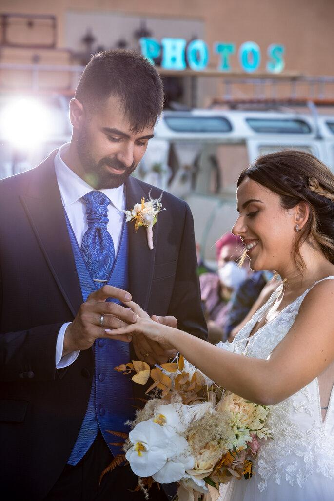 Mirar de Llum fotógrafo bodas Barcelona