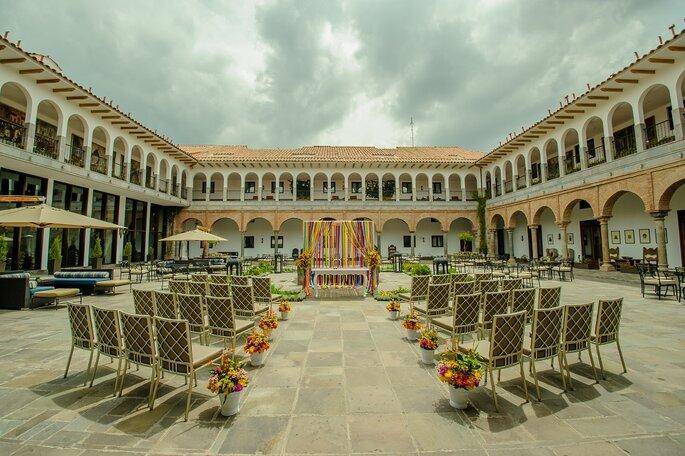 JW Marriott El Convento Hotel Cusco