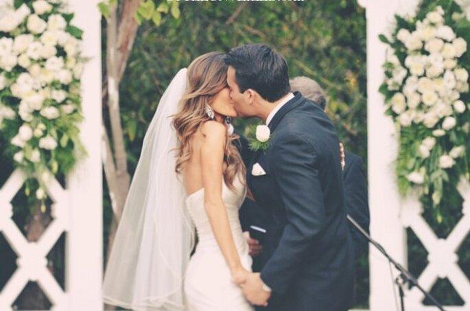 Las fotos de boda con los besos más románticos - Foto Love and Lemonade Photography