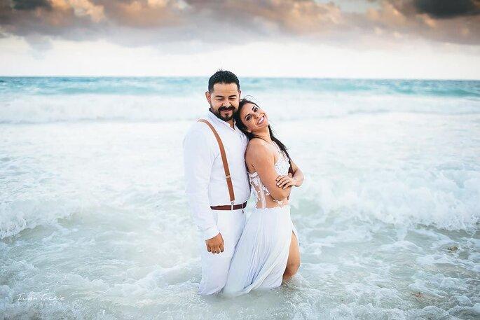 Mar y Amor Weddings wedding planner Cancún