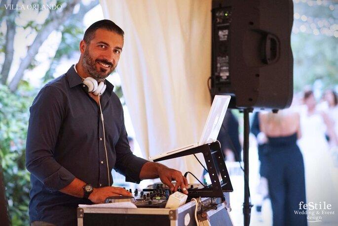 Andrea Paci Dj - dj con impianto musicale