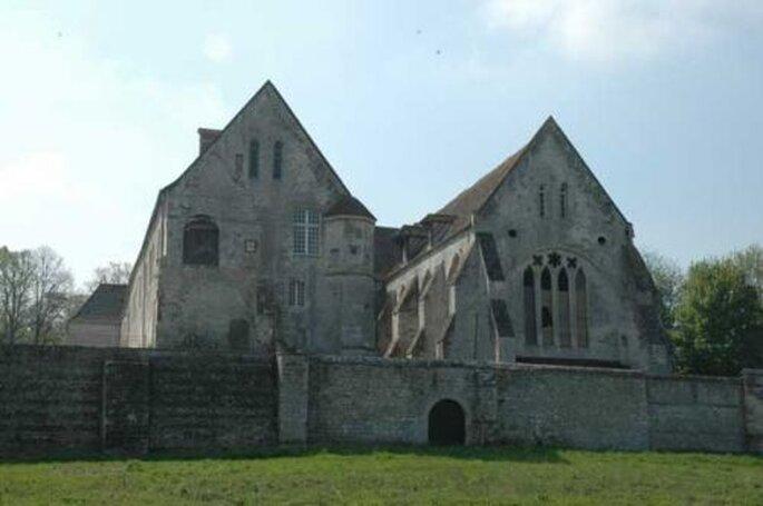 Quoi de plus élégant que de se marier à l'Abbaye de Bonport ?