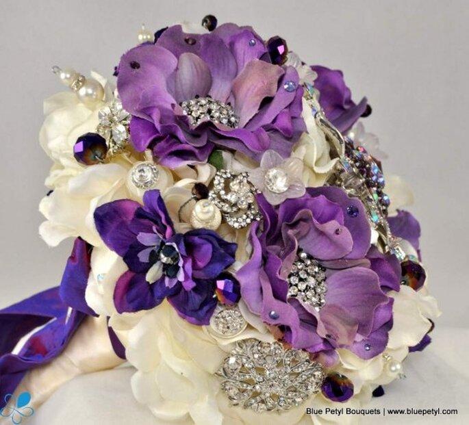 Bouquets para novia. Foto de Blue pety! Bouquets.