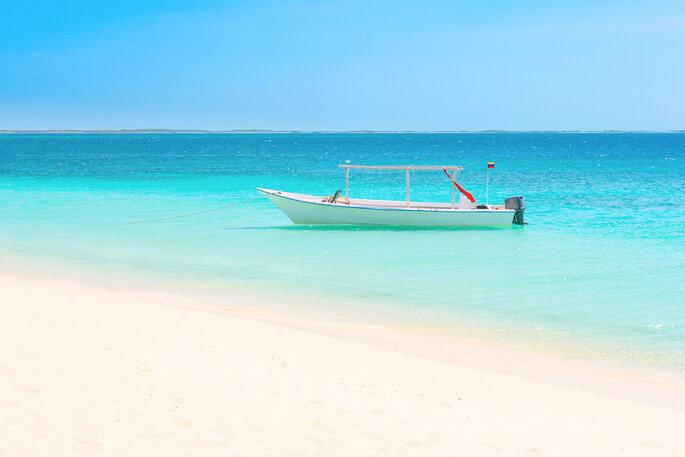 Медовый месяц на пляже