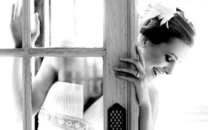 Colección de vestidos de novia con tirantes o mangas Pronovias 2010