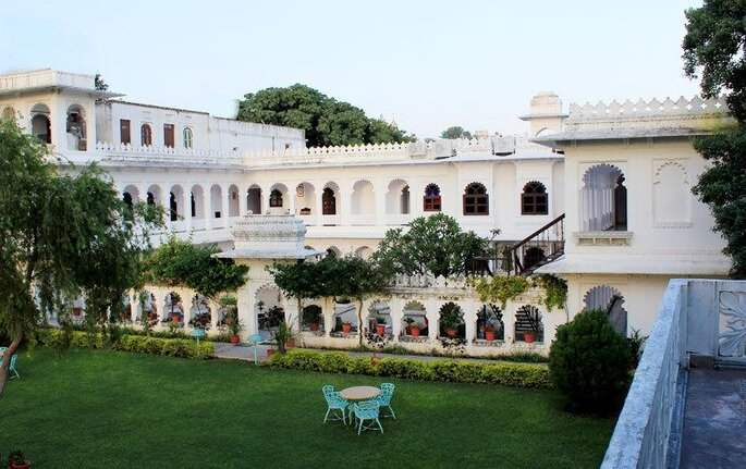 Learn more about Amet Haveli