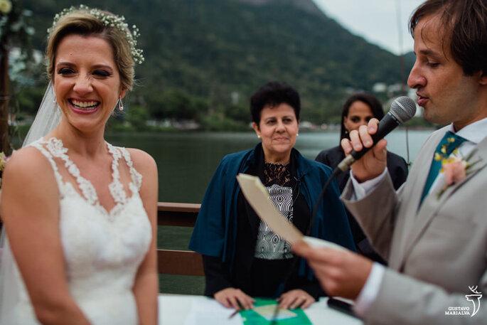 Casamento clube Piraquê