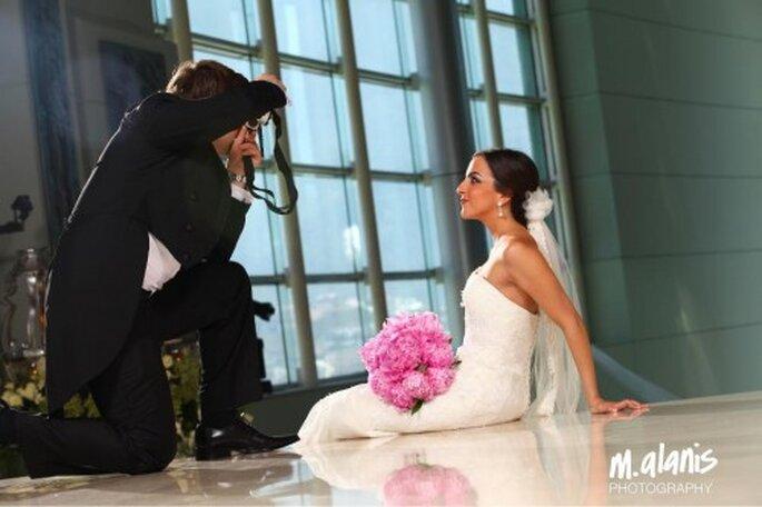 Selecciona muy bien a quien tomará las fotos en tu boda - Foto Mauricio Alanis