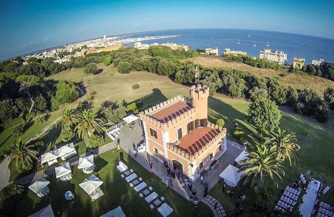 II Castello Borghese - Lieu de réception pour votre mariage - Italie