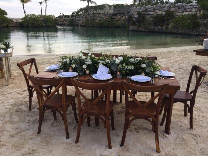 Ana Villavicencio Weddings & Events wedding planner Cancún