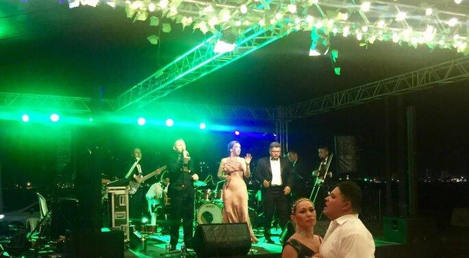 "SON CLASE ""Mucho más que música"" Orquesta para boda Bogotá"