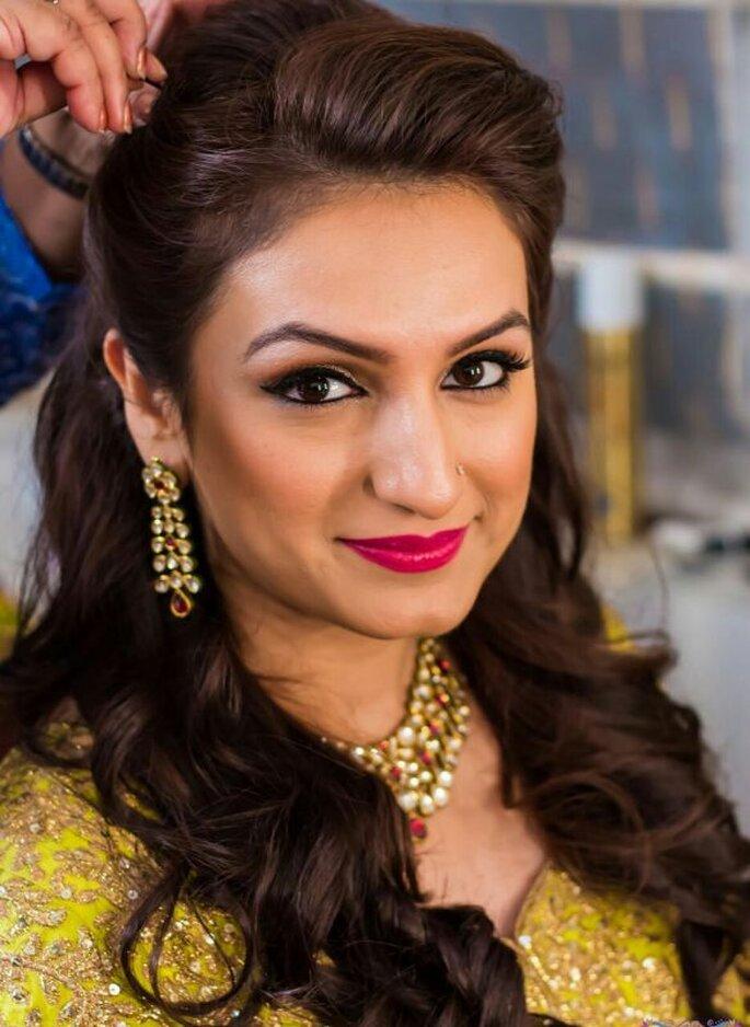 Photo: Sakshi Malik- Hair & Makeup.