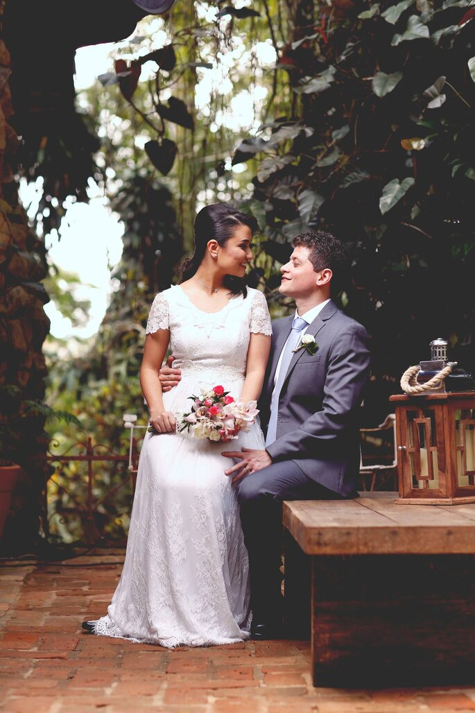 Casal Fernanda e Flavio