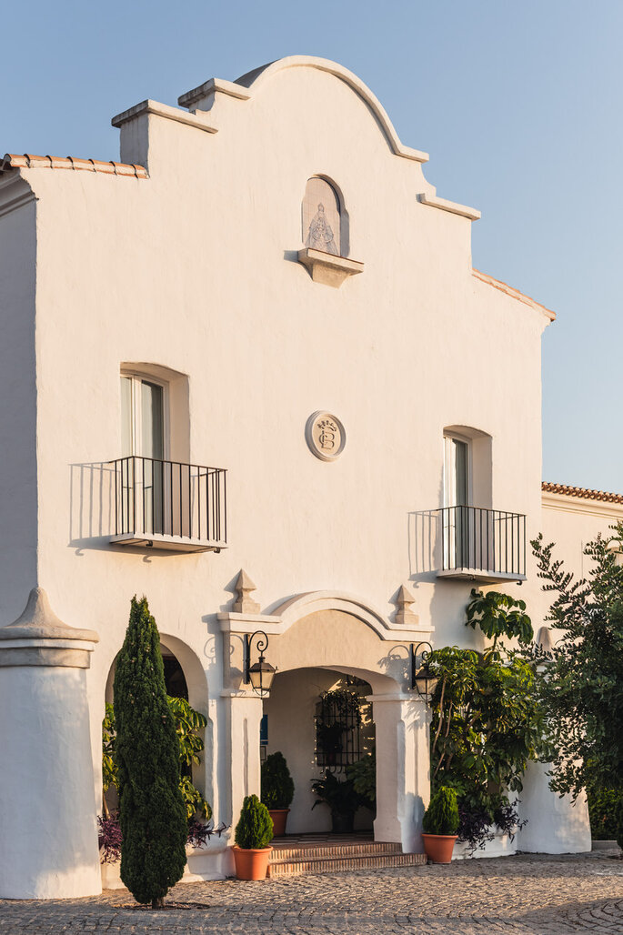 Cortijo Bravo Hotel boda Vélez-Málaga