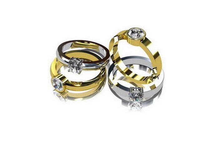 Con Diamantísimo puedes elegir el color, tamaño o forma de tu anillo de compromiso