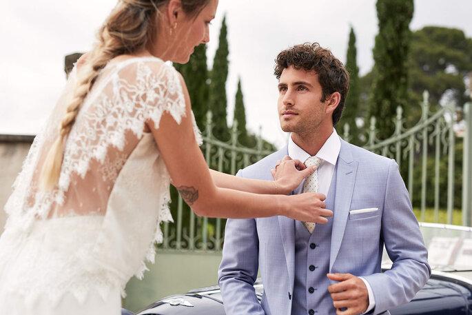 Costume de marié 3 pièces