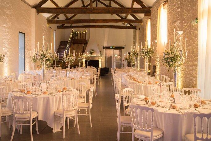 La Ferme du Grand Chemin - Lieu de réception pour votre mariage - Val d'Oise