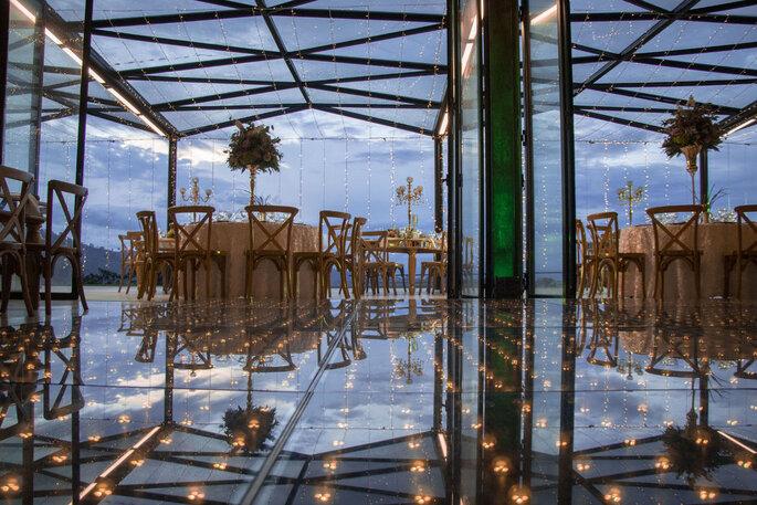 Centro de Eventos Mirador del Café Hacienda para bodas Risaralda