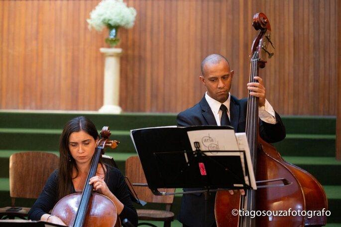 orquestra para casamento