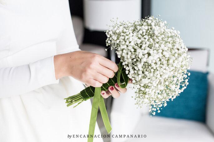 Bouquet da Noiva, Encarnación Campanario.
