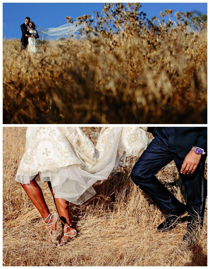 Weeding of Weynab + Colin, Image: Caroline + Ben