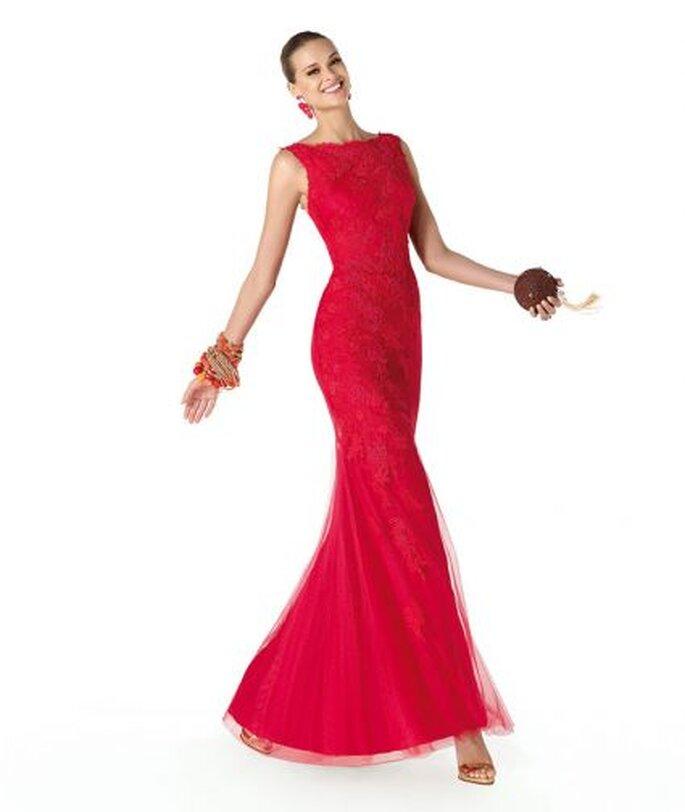 Vestidos de festa pronovias 2014 para madrinhas e convidadas de